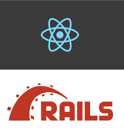 Migrate from Rails to React two simple approaches